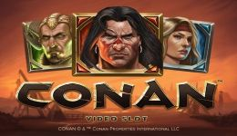 Conan: Video Slot