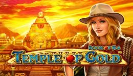 Book of Ra - Temple of Gold